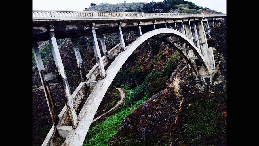 Rocky Creek Bridge IPhone IPhone Photography