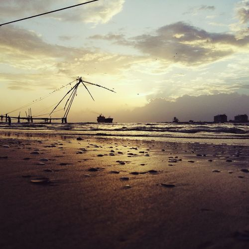 Beachside Gods Beautiful Creation Nature Lover Goodvibes✌️ Fortkochi Breezeevening