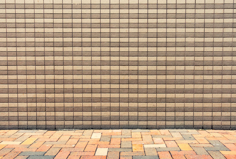 Background Exterior Geomatric Shapes Grid Lines Mosaic Road Access Denied Architecture Backgrounds Block Brick Ceramic City Day Decoration Decorative Granite Outdoors Pattern Sky Street Textured  Tiles Walkway Way