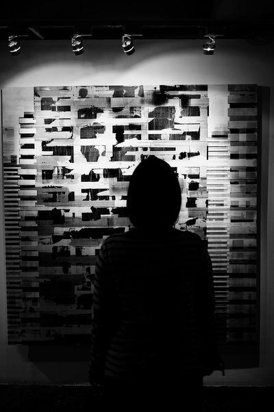 Shadows And Lines Bnw Bnwphotography Bnw_society Bnw_photography Fuji Fujifilm Monochrome People Adult Artfair Artfairphilippines Shadow Shadows & Lights EyeemPhilippines Eyeemphotography EyeEm shadows Wall Art Bnw_captures Makati Carnival Crowds And Details EyeEmNewHere EyeEm Best Shots