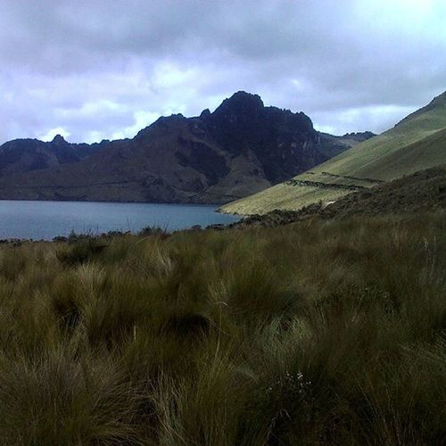 Lagunas de mojanda. 3716 msnm. Ustedno Lagunademojanda Ecuador Otavalo Imbabura Nuestronorteeselsur Montana