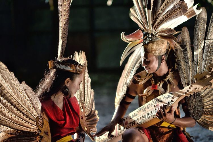 Dayak tribe Art ASIA Europe Fine Art Photography Indonesia_photography Photo Fine Art INDONESIA Sale People Indonesia_allshots Culture Cultural Heritage Cultures The Portraitist - 2017 EyeEm Awards Place Of Heart Love Yourself