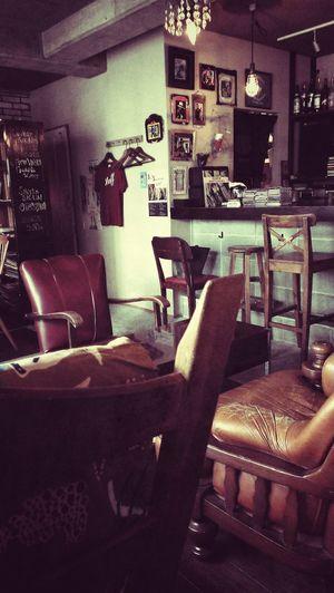 Cafe Interior インキョカフェ