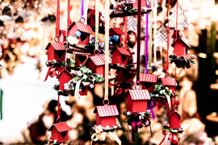 Wind chime at