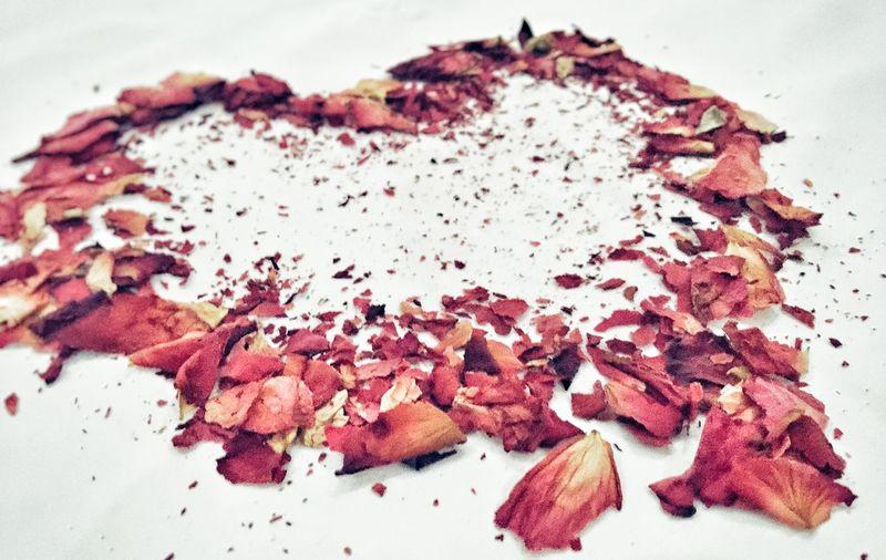 Heart Love Flowers