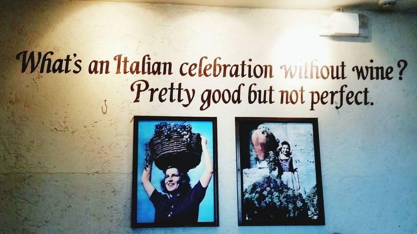 Italian Wine Celebration Celebrating Photography
