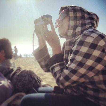 Instagram Whp Beach Seaside Manora island Pakistan photography style camera shutter checks sunshine black white googles hoodie sky focus trip fun friends sand