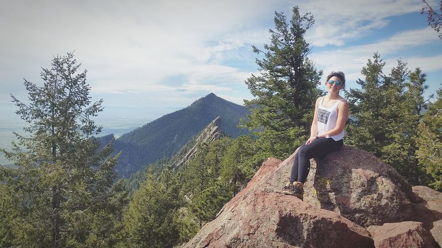 Hanging Out Check This Out Taking Photos Hiking COLife That's Me Colorado Boulder Greenmountain