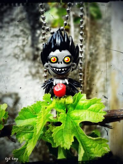 My Art Death Note Ryuk Animelover Anime Manga Artesania My Photography Clay Sculpture