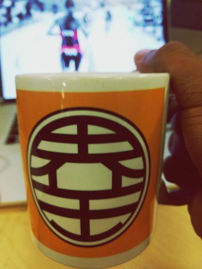 New coffee mug Dragonball Z Kamehouse CoffeeMugs