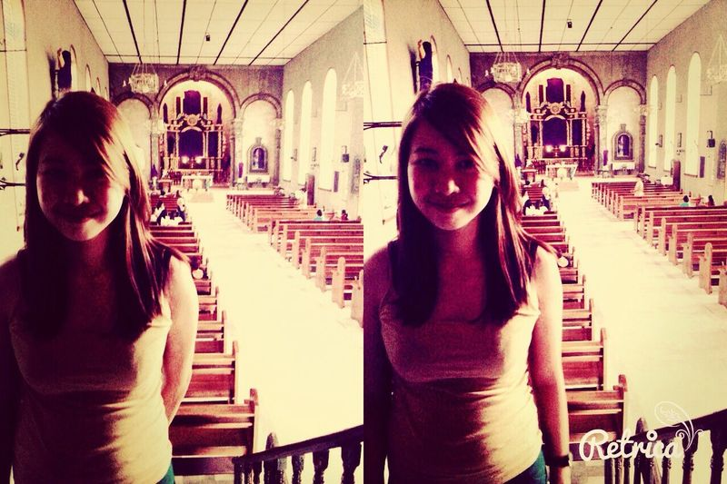 Just visit in our church..