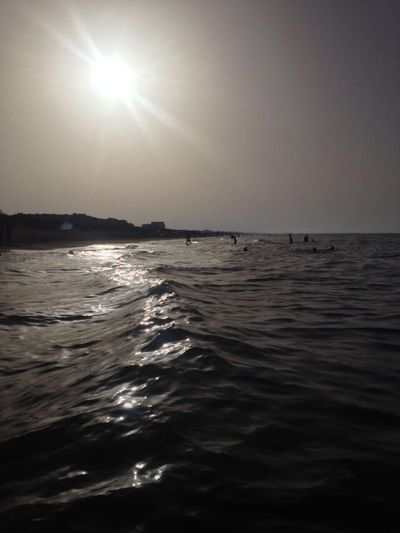 Sea Sun Sunlight Saidia Saidia Beach Morocco Maroc Oujda Beach Water Summer Afternoon EyeEmNewHere Live For The Story