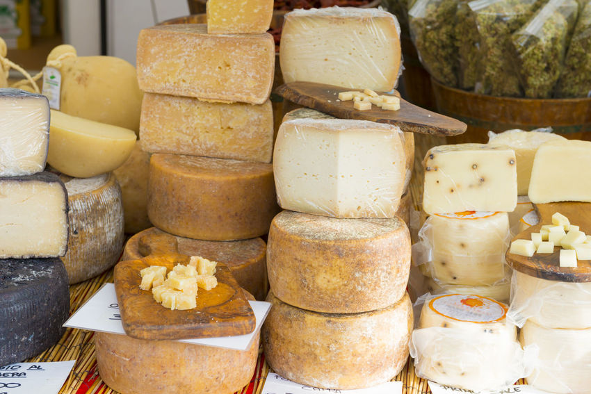 Cheese Abundance Appetizer Arrangement Brie Camembert Cheddar Cheese Cheese Dairy Product Delicatessen Food French Food Freshness Gouda Gruyere Large Group Of Objects Market Stall No People Parmesan Cheese Raw Food Retail  Roquefort Serving Size Stacked Swiss Cheese Variation