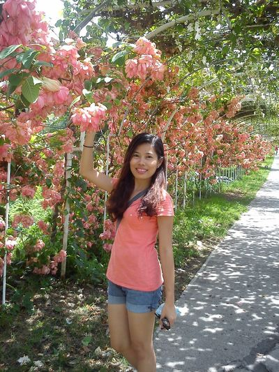 Blending With Nature Orange Color Peach Color Colorfull Floral Photography Sunshine ☀