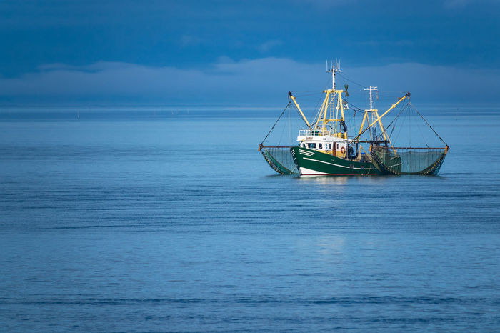 Amrum Shrimp Boat Travel Beauty In Nature Cloud - Sky Cutter Day Fishing Boat Horizon Over Water Mode Of Transport Nature Nautical Vessel No People North Sea Outdoors Scenics Sea Sky Tourism Transportation Water Waterfront