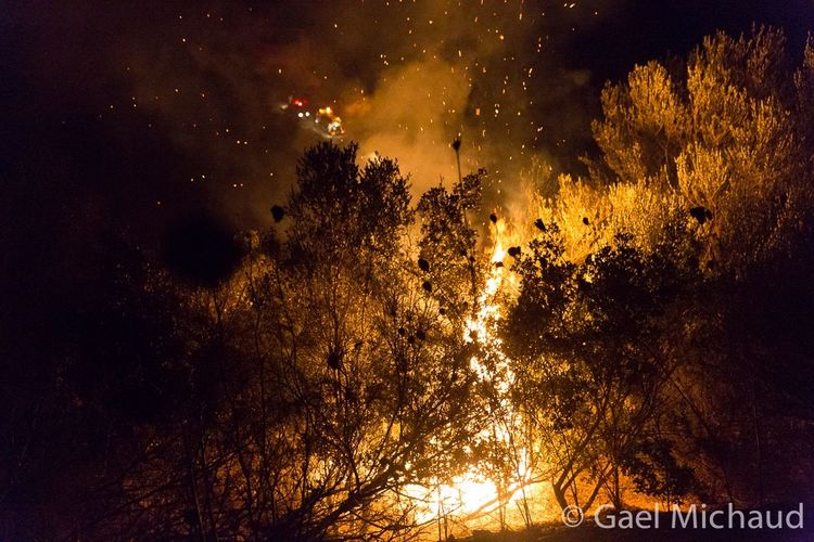 Massive wildfire in Hymettus Mountain close to Athens Αθηνα Υμηττός Hymettus Fire Wildfire Greece Ελλάδα