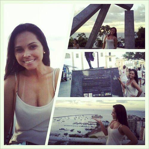 Momentos maravilhosos de uma tarde maravilhosa na cidade que AMO! Minha Ssa <3