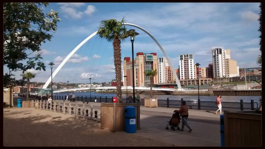 Newcastle Upon