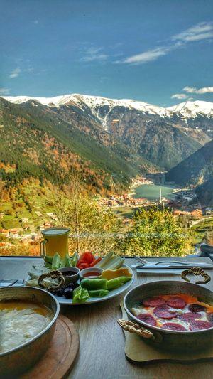 Trabzon uzungöl türkiye