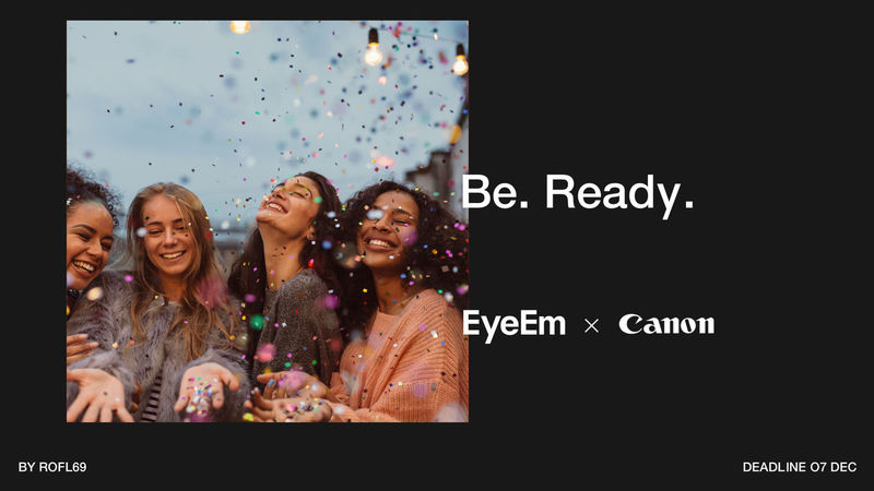 How are you getting ready for challenges and events in 2018? 🎆 Show us in our new Mission with Canon → https://www.eyeem.com/m/13925163