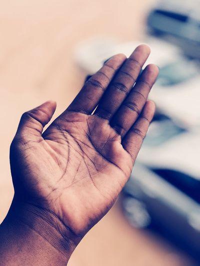 Hands marks Hands