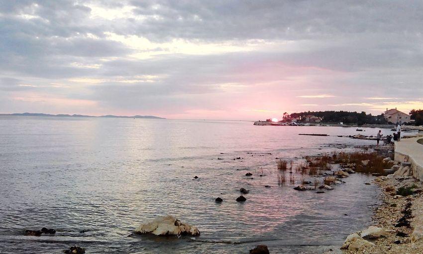 Croatia ♡ Sunset Seaport Marina Sunshine Enjoying The Sun Enjoying The View