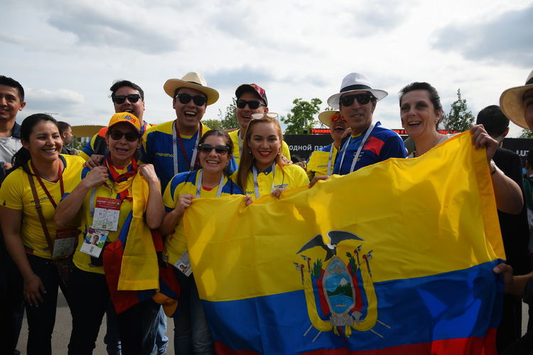 Contact me : roman@alyabev.com Fifa Football Moscow Adult Crowd Day Emotion Fan Fans Females Fifa18 Fifa2018 Friendship Group Of People Happiness Males  Men Outdoors People Portrait Real People Smiling Standing Togetherness Women Yellow