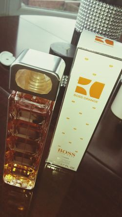 Perfume Hugo Boss Orange Gift Of Aunt And Unc