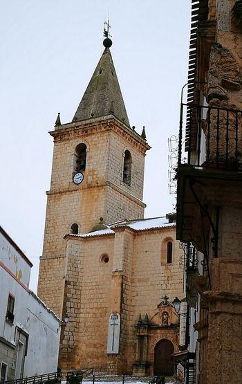 Architecture Religion Tower La Roda Spain