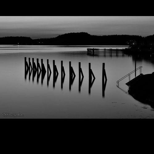 Hovås Gothenburg Goteborg Ocean hav bnw svartvit foto photo fotonavsjoskum västkusten