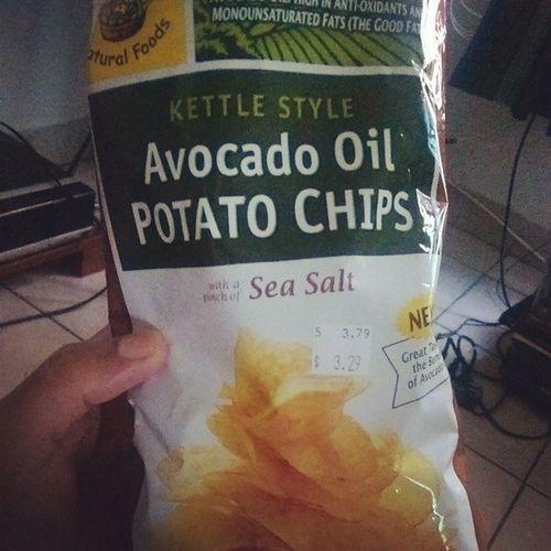 Kettlestyle Avocadooil Goodhealthnaturalfoods Seasalt