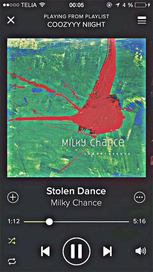 Stolen dance ? Music