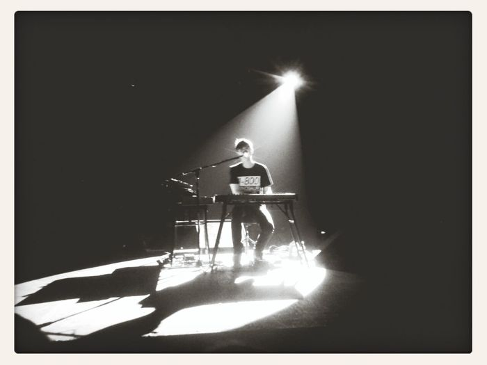 James Blake Concierto Gdl I Love It ❤