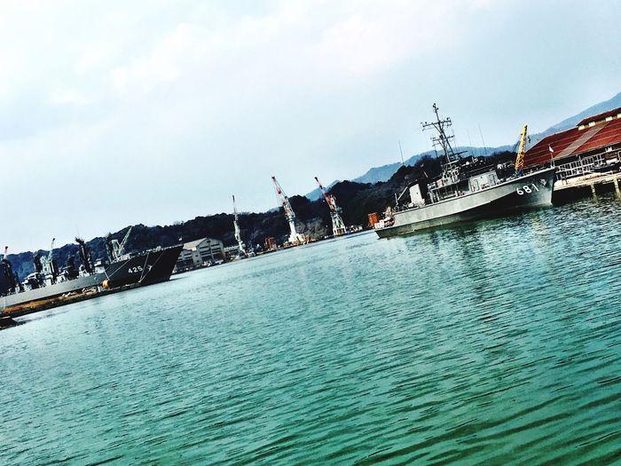 Ships 船 海 Ocean