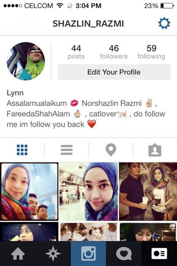 Do follow , tq guys .. Love ❤️