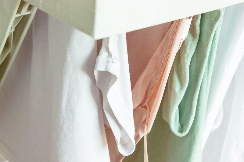 Pastel laundry