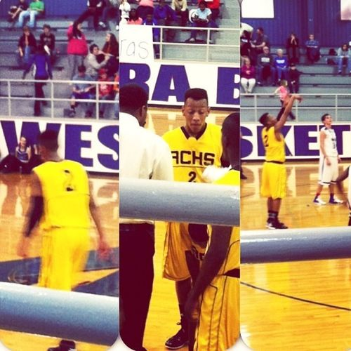 Our Game Against Wesson