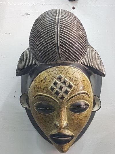 Etnología Camerun African Art Close-up Civilization