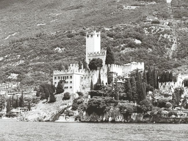 Castello Scaligero Malcesine Italy Tim Bailie Phone Photography The Architect - 2016 EyeEm Awards Castle Check This Out Malcesine Castle Malcesine Italy Italia Lake Garda