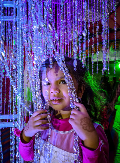 EyeEm Selects EyeEm Masterclass Getty Images EyeEm Best Shots EyeEm Selects EyeEm Masterclass Gap Toothed Little Girl Happiness Fun Motion Smiling Enjoyment Dancing Nightclub Stage Light Disco Lights Music Festival Nightlife Festival Goer Posing My Best Photo