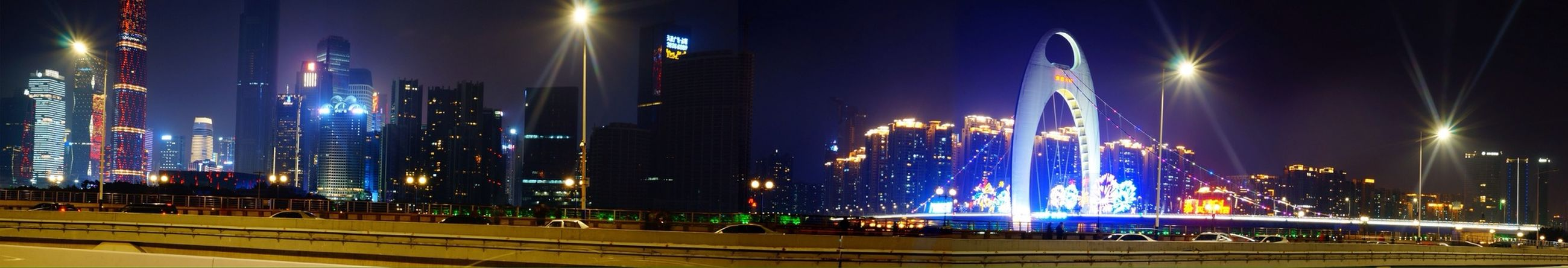 廣州天天都是燈光節 Guangzhou Canton Neversleeps