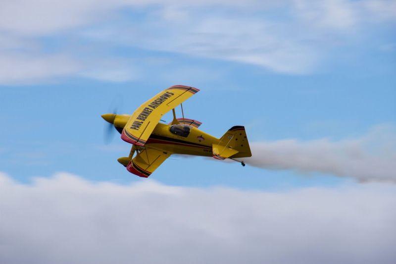 Stunt Plane Speer Point