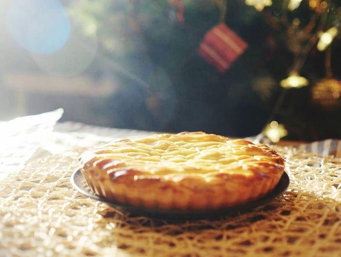 Cooking Merry Christmas! Enjoying Life