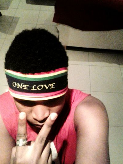 Goodmorning Nigga One Love Selfy Time!★☆ Magic Stinkri
