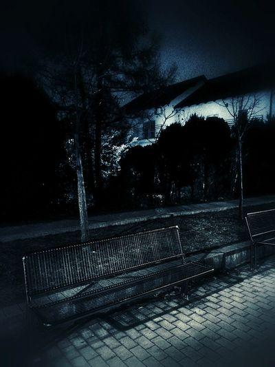 Night Black World   Scary Night No People