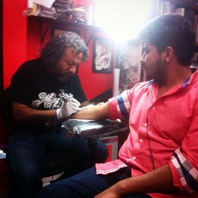 En proceso ✒️ Tatuaje