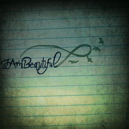 Permanent Marker Tatto ; Iambeautiful