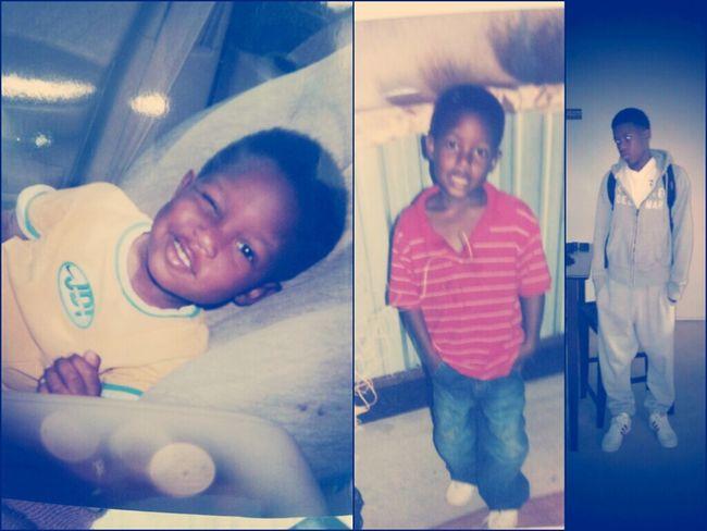 Happy 13th Birthday To My Lul Bro Qua , #LoveYou Bubba !!