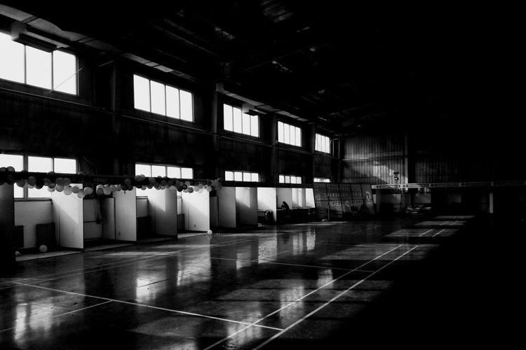 Indoors  Window Architecture Built Structure No People University Blackandwhite Light And Shadow Window Light Dark Sunlight From My Point Of View Capture The Moment Amazing View 华北电力大学 Architecture Indoor Design