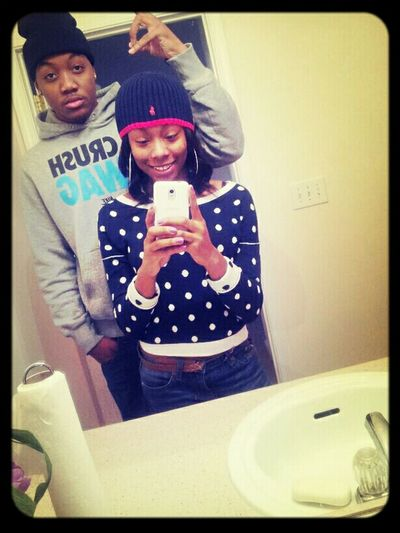 me && my babe 12/12/12 !